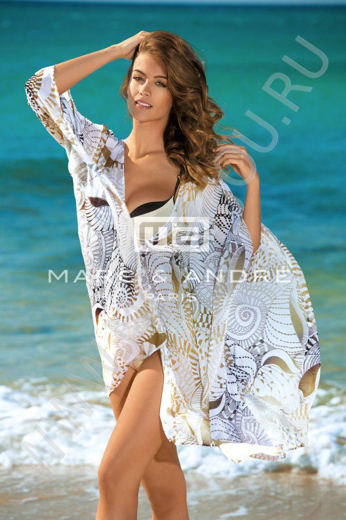 Туники пляжная одежда