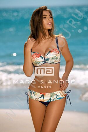 L1607-P-472-MSK Beachwear 2016 - Marc&Andre Collection фото