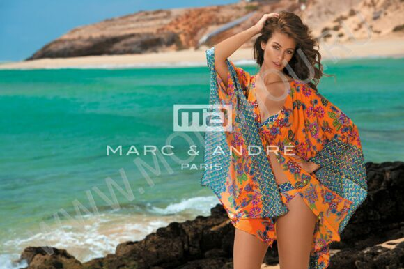 CU16-07-1610 Beachwear 2016 - Marc&Andre Collection фото