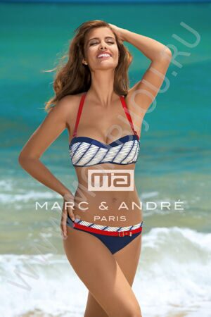L1613-912-LBB -  Beachwear 2016 - Marc&Andre Collection фото