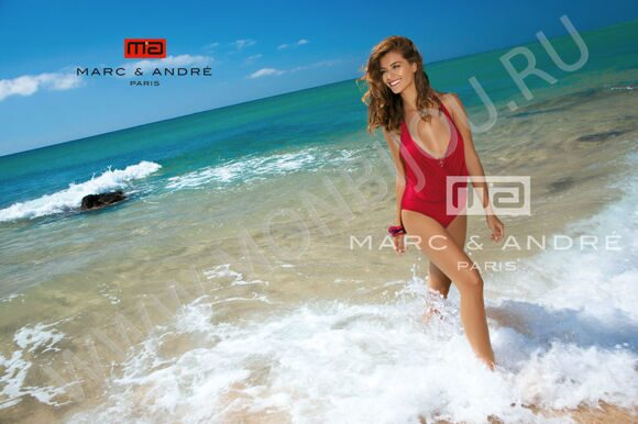 L1611-281 Beachwear 2016 - Marc&Andre Collection фото